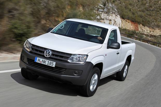 El Cabina Simple y el Canyon, últimas versiones para el Volkswagen Amarok