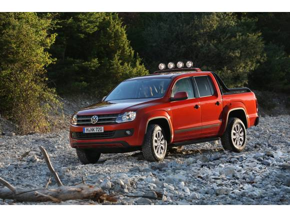El Cabina Simple y el Canyon, últimas versiones para el Volkswagen Amarok