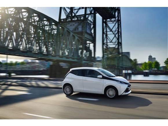 Prueba Toyota Aygo 2015, el coche de ciudad japonés