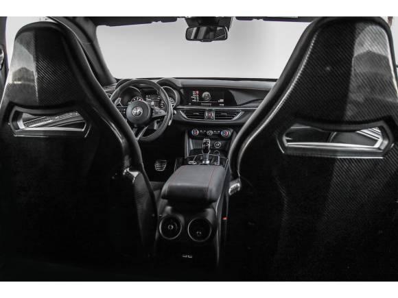 Prueba Alfa Romeo Stelvio Quadrifoglio