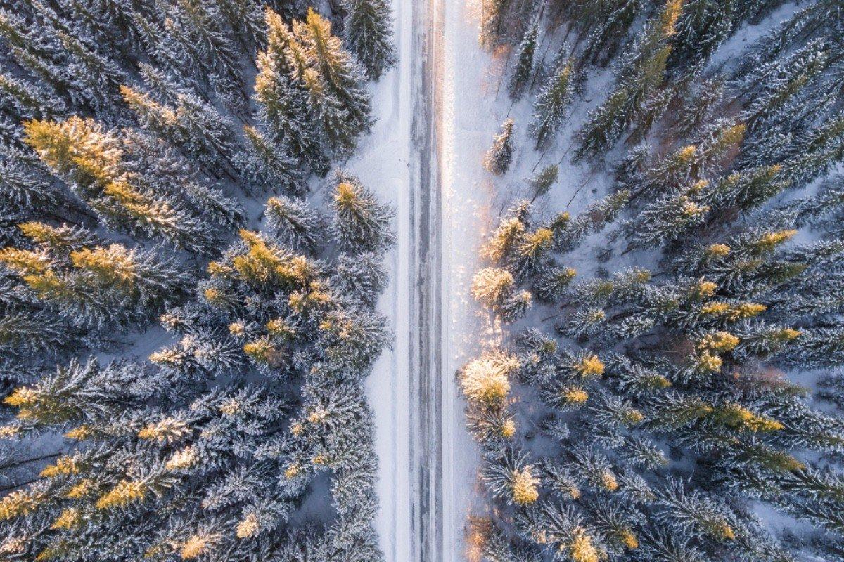 Nieve refleja más el sol