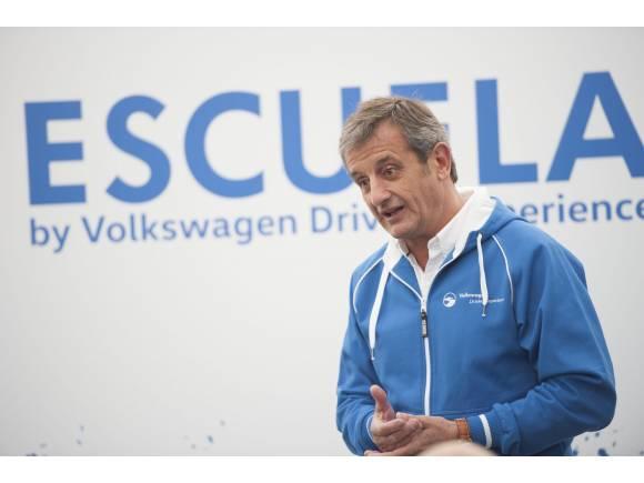Curso de conducción Volkswagen para jóvenes