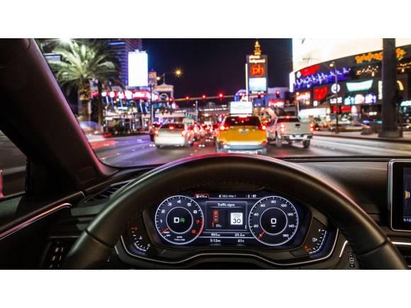 Audi avanza en la conducción pilotada: ahora con inteligencia artificial