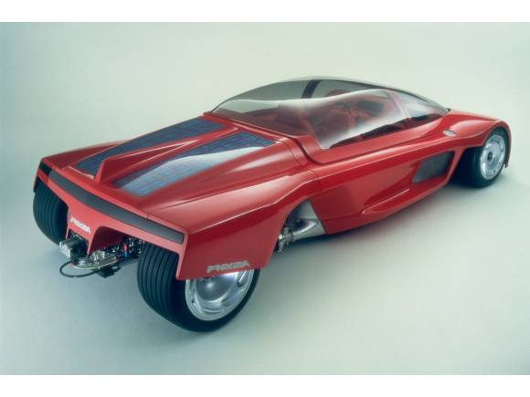 Repaso a 30 años de concepts car de Peugeot