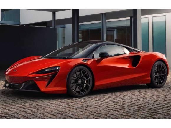 Nuevo McLaren Artura, un híbrido enchufable de 680 CV para la historia