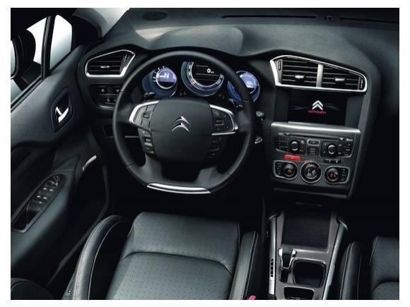 Prueba: Nuevo Citroën C4