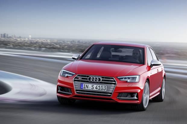 Nuevos Audi S4 y S4 Avant, con motor 3.0 TFSI y 354 CV