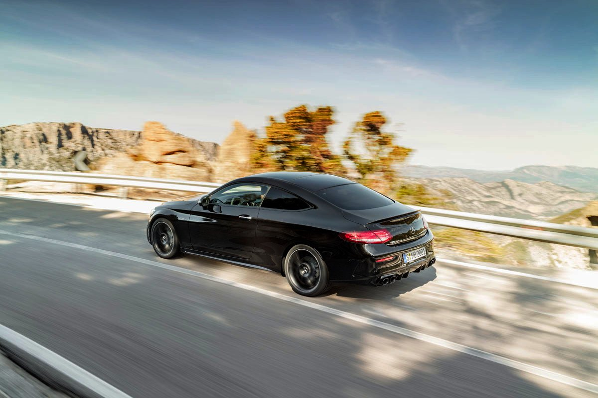 Mercedes Clase C Coupe