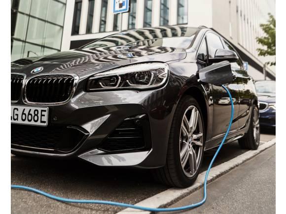 Nuevo BMW 225xe híbrido, con más autonomía eléctrica