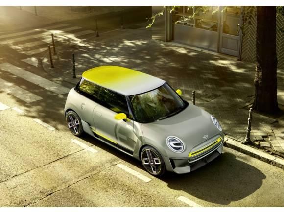Mini Electric Concept: anticipo del eléctrico que se venderá en 2019