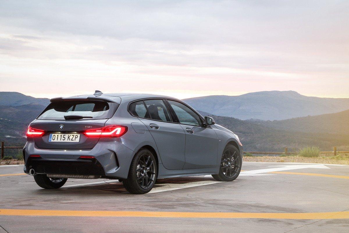 Prueba nuevo BMW Serie 1
