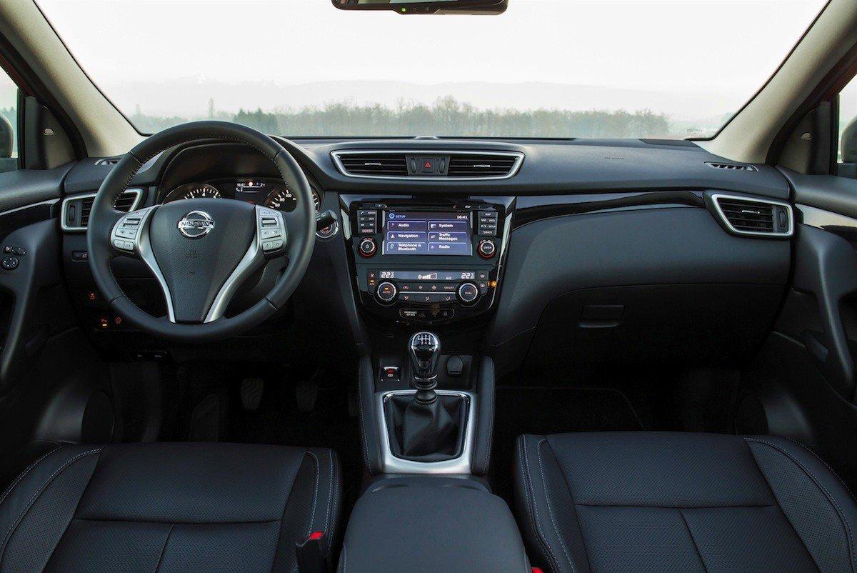 Nissan Qashqai 163 CV, el más potente