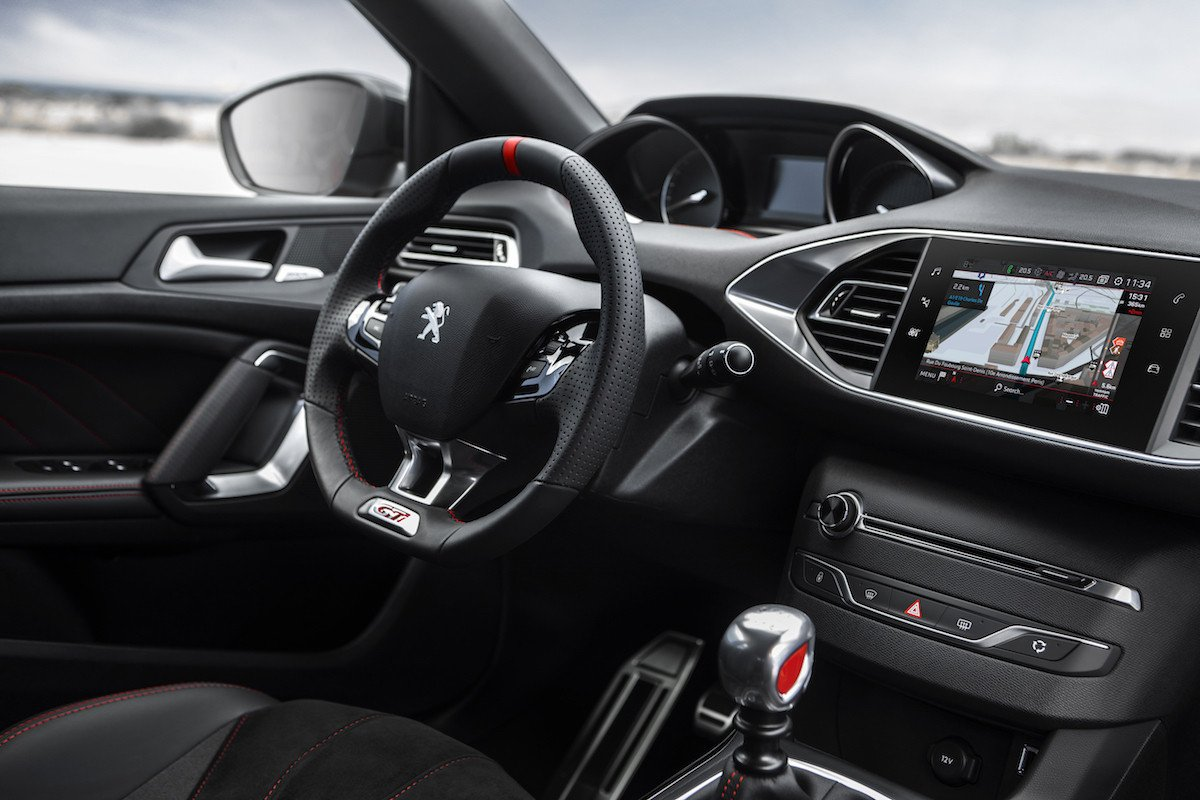 Peugeot 308 GTI by Peugeot Sport 2017