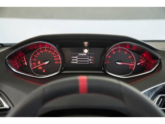 Peugeot 308 GTI, una gema entre los compactos deportivos