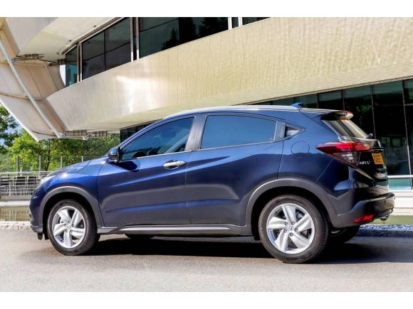 Gama y precios del nuevo Honda HR-V