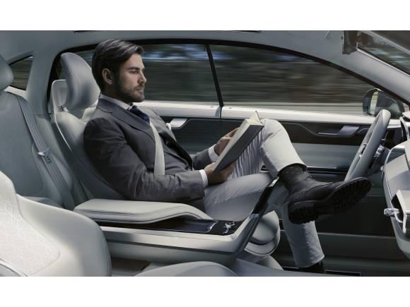 Volvo y Ericsson trabajan en la conexión en streaming para vehículos autónomos
