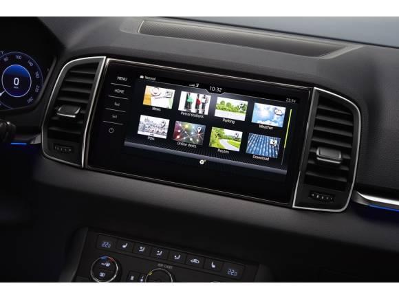 Skoda Karoq: el nuevo SUV de Skoda rival del Seat Ateca