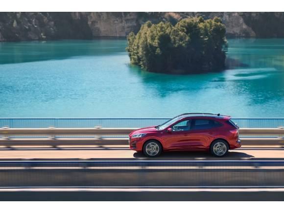 5 coches 100% híbridos medianos para comprar: nuestra opinión, datos y precios
