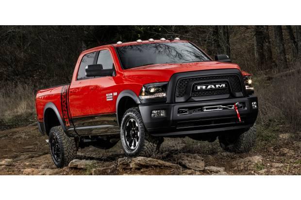 Los pickup truck más extremos de USA