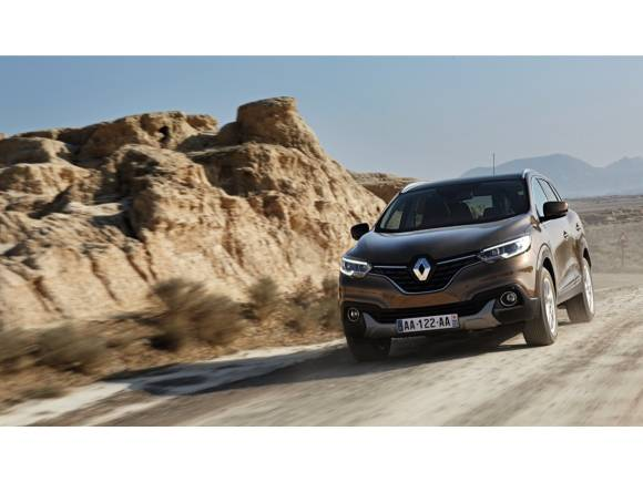 Renault Kadjar: prueba, precios y nuevas fotos del crossover de Renault