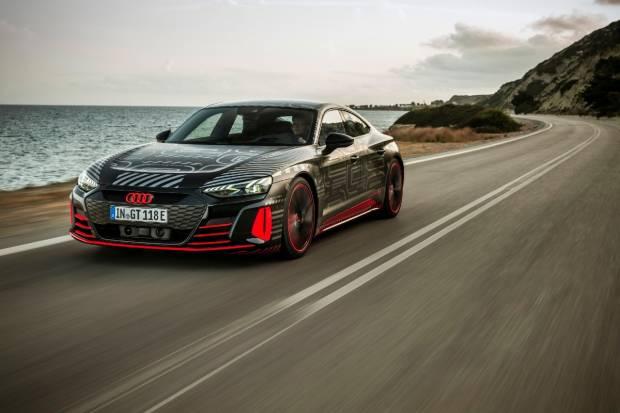 Audi RS e-tron GT: un gran turismo 100% eléctrico heredero de la Formula E