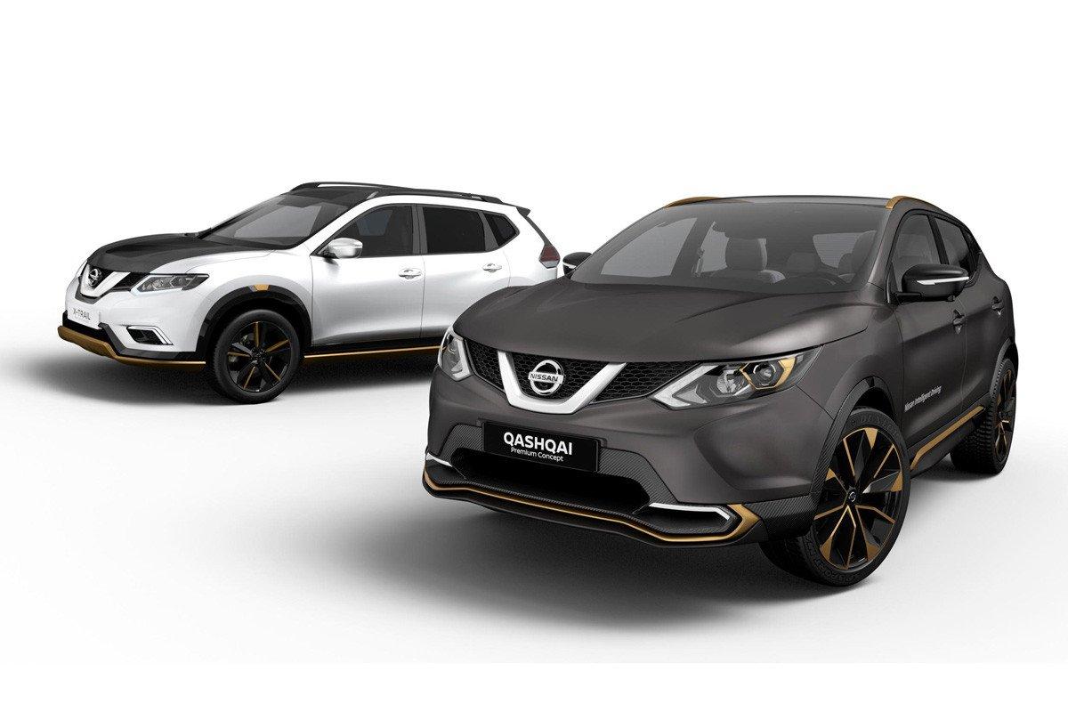 Nissan Qashqai X-Trail Premium Concept