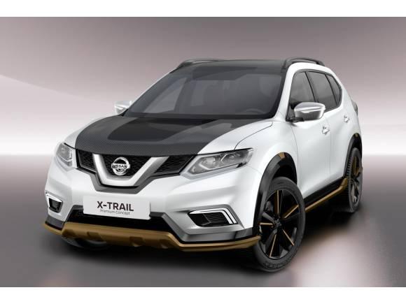 Nissan Qashqai y X-Trail Premium Concept, una categoría más