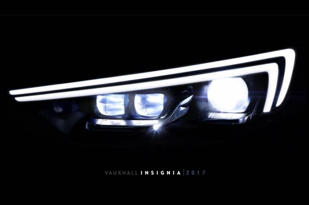 El Insignia 2017 estrenará la segunda generación de los faros matriciales de Opel