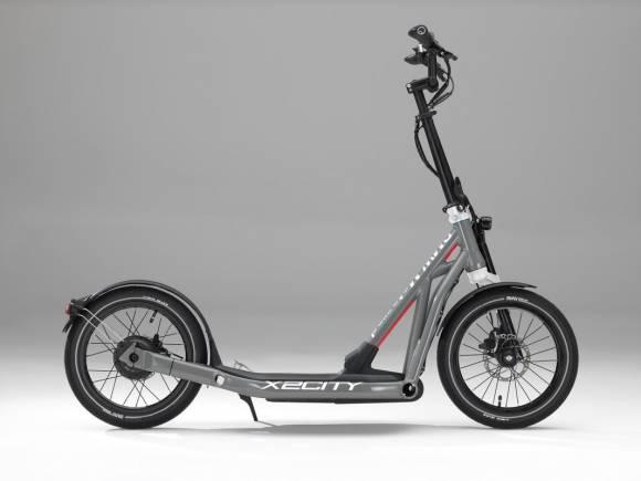 Motorrad X2City: el patinete eléctrico de BMW