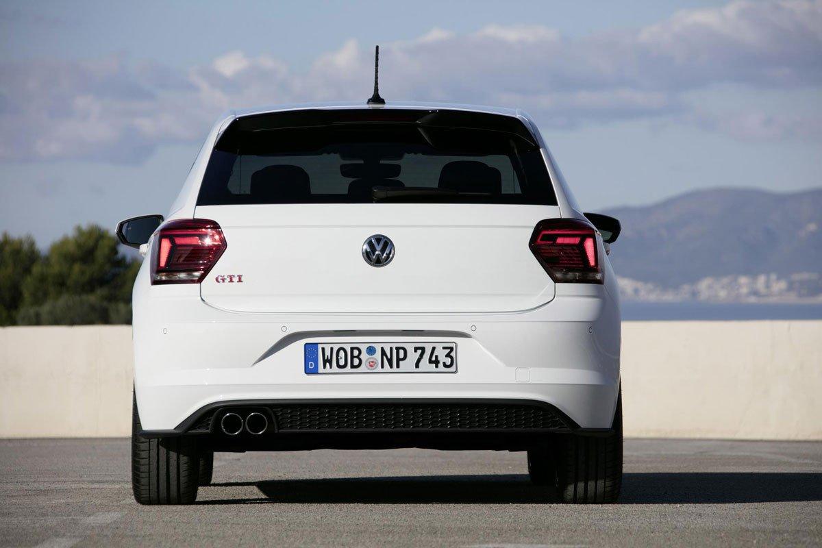 Precio del nuevo volkswagen polo gti 2018 for 1 costo del garage