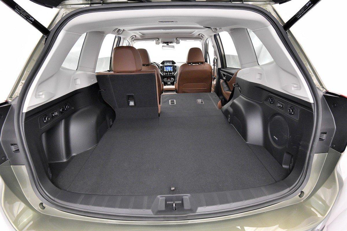 Nuevo Subaru Forester 2020