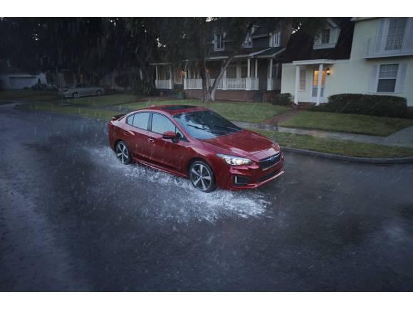 Nuevo Subaru Impreza, la quinta generación presentada en NYC