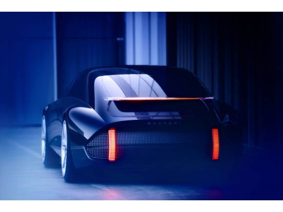 Hyundai Prophecy o cómo ve el futuro del automóvil Hyundai