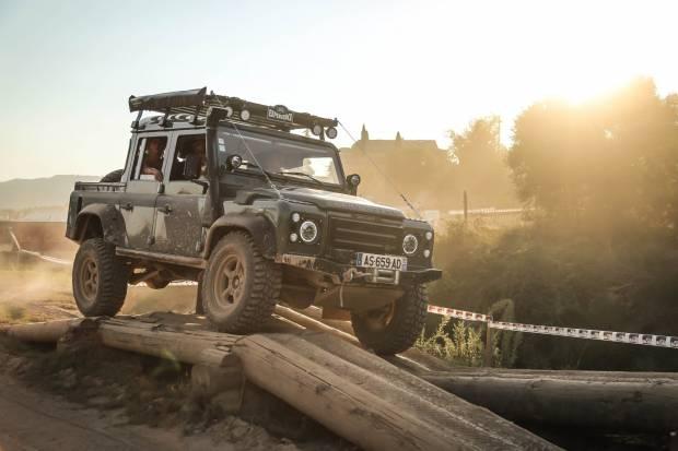 Récord de participación en el décimo aniversario de Land Rover Party