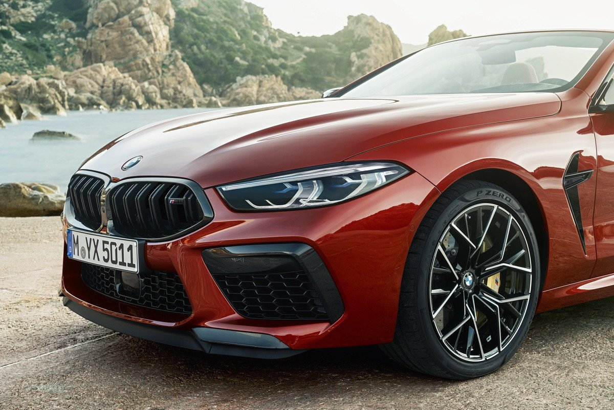 BMW M8 Competition Coupé y Cabrio