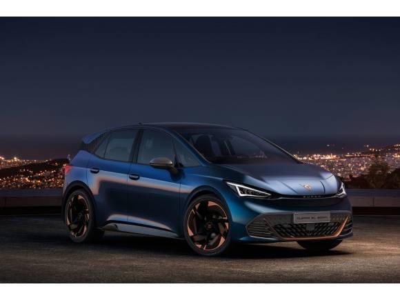Cupra Born: presentado el gemelo deportivo del Volkswagen ID.3