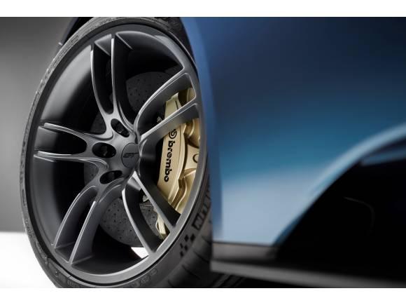 El Ford GT, con llantas de fibra de carbono en opción