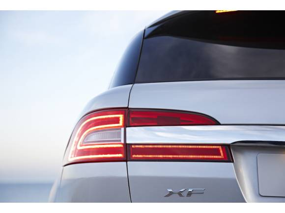 Prueba: Jaguar XF Sportbrake, un familiar con estilo