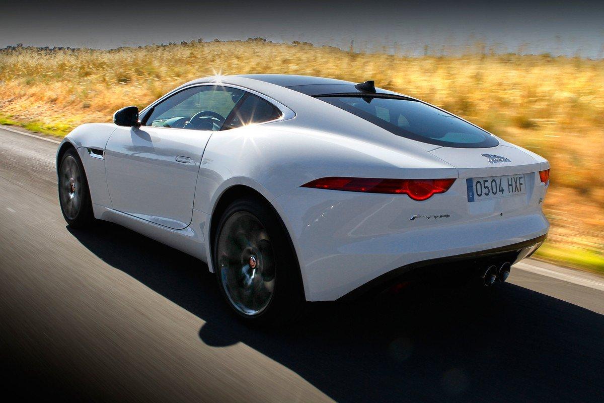 Jaguar F-Type Coupé 3.0 S