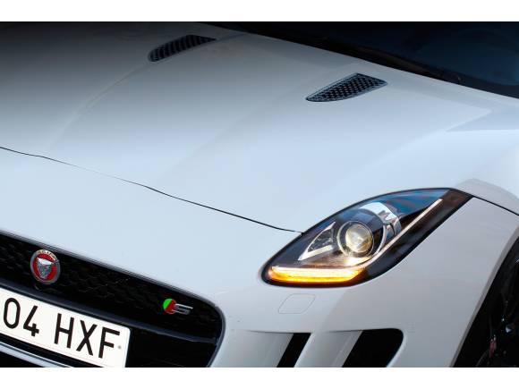 Prueba Jaguar F-Type Coupé 3.0 S: ¿El mejor rival del 911?