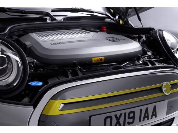 Nuevo Mini Cooper SE, eléctrico con 270 km de autonomía