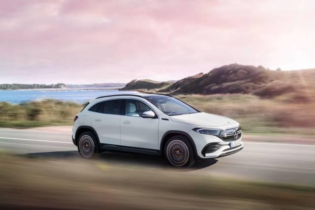 Nuevo Mercedes EQA: motor, equipamiento y precios del nuevo SUV eléctrico