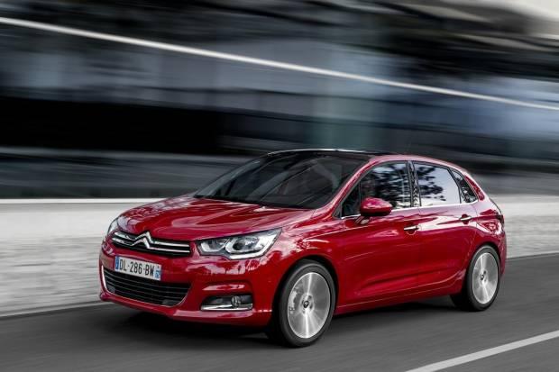 El Citroën C4 líder actual del mercado