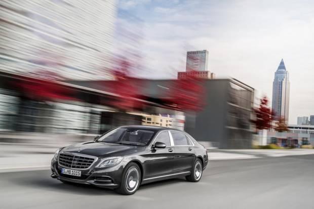 Mercedes resucita Maybach en el Salón de los Ángeles