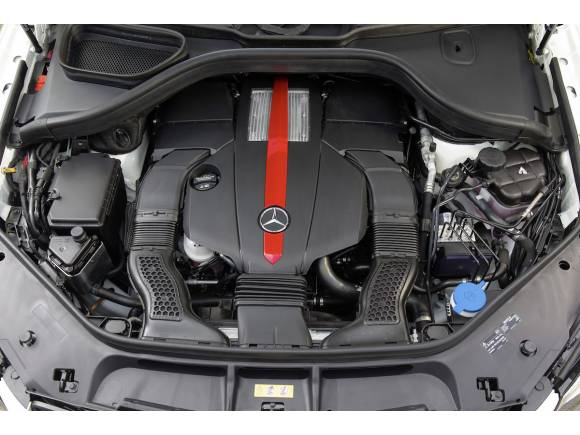 El Mercedes GLE 450 AMG confirmado