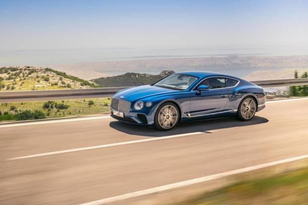 Nuevo Bentley Continental GT 2018, nuevo estándar de lujo