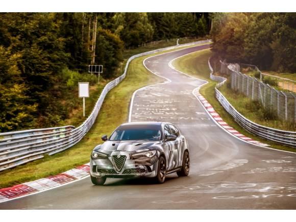 Porsche 911 GT2 RS y Alfa Romeo Stelvio Q: los más rápidos en Nürburgring