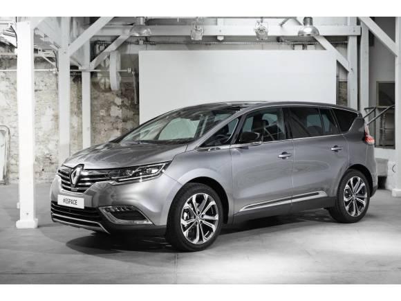 Nuevo Renault Espace 2015, precios y gama para España