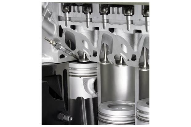 El aceite reduce la fricción entre las piezas del motor