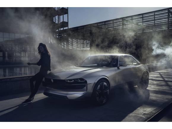 Peugeot e-Legend eléctrico del anuncio TV, no se vende pero interesa